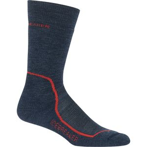 Icebreaker Hike+ Mid Anatomical Crew Sock - Men's