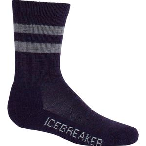 Icebreaker Hike Lite Crew Sock - Girls'