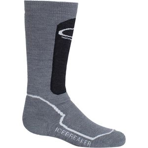 Icebreaker Snow Mid Over The Calf Sock - Boys'