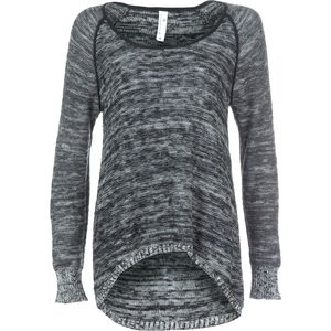 Indigenous Designs Mix Knit Raglan Sweater - Women's