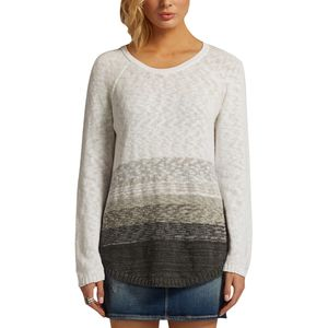 Indigenous Designs Ombre Pullover Sweater - Women's