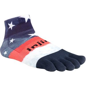 Injinji Run Original Weight Mini-Crew CoolMax Sock - Men's