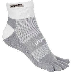 Injinji Run Midweight Mini-Crew CoolMax Sock