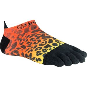 Injinji Run Lightweight CoolMax No-Show Toe Socks - Women's