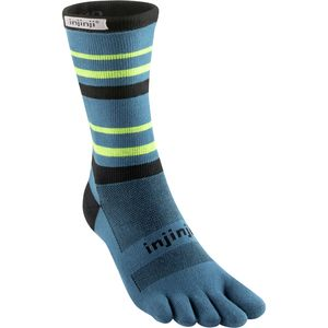 Injinji Run Lightweight Coolmax Crew Socks