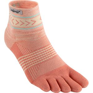 Injinji Trail Midweight Mini-Crew CoolMax Sock - Women's