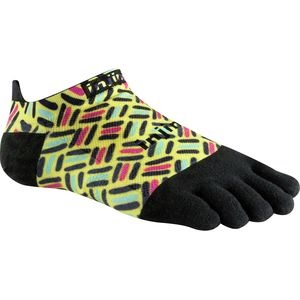 Injinji Run Lightweight Coolmax No-Show Toe Sock