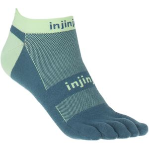 Injinji Run Lightweight No-Show CoolMax Sock