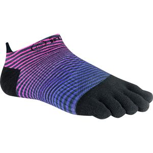 Injinji Run Lightweight Coolmax No-Show Toe Socks
