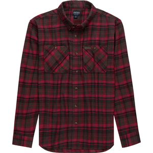 Smith's Mid-Weight Long-Sleeve Flannel - Men's