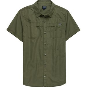 Smith's Nylon Vented Fishing Shirt - Men's