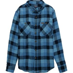 Smith's Flannel Long-Sleeve Shirt - Men's