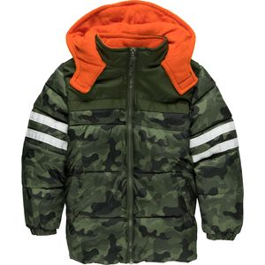 Ixtreme Camo Print Puffer Jacket - Toddler Boys'
