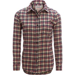 JACHS Single Pocket Flannel Long-Sleeve Shirt - Women's