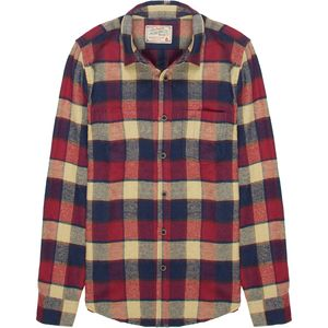 JACHS Multi Plaid Flannel - Men's