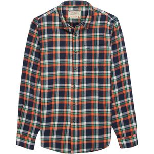 JACHS Red and Green Plaid Flannel - Men's