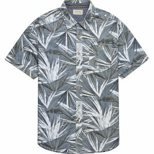 JACHS Hawaiian Short-Sleeve Shirt - Men's