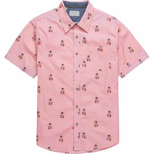 JACHS Hula Short-Sleeve Shirt - Men's