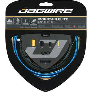 Jagwire Mountain Elite Link Shift Cable Kit