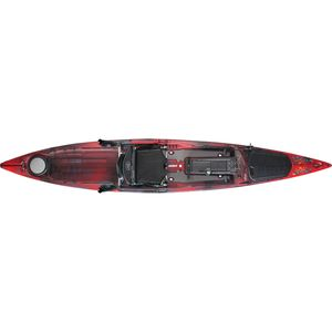 Jackson Kayak Kraken 15.5 Elite Rudder Ready Kayak - 2017