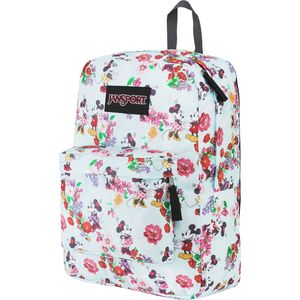 JanSport Disney SuperBreak Blooming Minnie Backpack