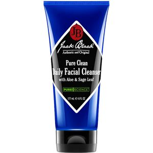 Jack Black Pure Clean Daily Facial Cleanser - 6oz