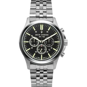 Jack Mason F102 Field Collection Stainless Steel Watch