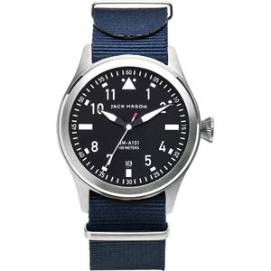 Jack Mason A101 Aviation Collection Nato Strap Watch