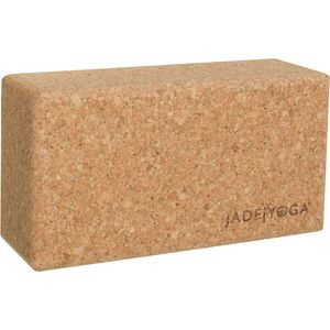 Jade Yoga Cork Yoga Block
