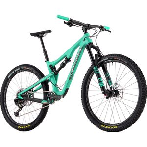 Juliana Furtado 2.0 Carbon CC X01 Eagle Complete Mountain Bike - 2017