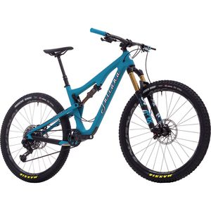 Juliana Furtado 2.1 Carbon CC XX1 Eagle Complete Mountain Bike - 2018