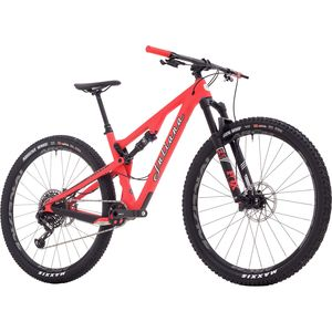 Juliana Joplin 2.0 Carbon CC 29 X01 Eagle Complete Mountain Bike - 2018