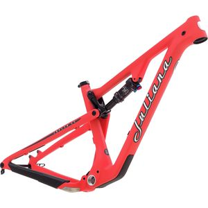 Juliana Joplin 2.1 Carbon CC Perf Elite Mountain Bike Frame - 2018 - Women's