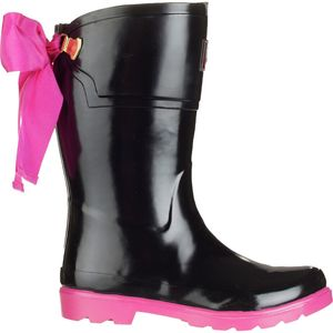 Joules Evedon Bow Welly Boot - Girls'