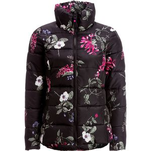 Joules Florian Printed Padded Jacket - Women's
