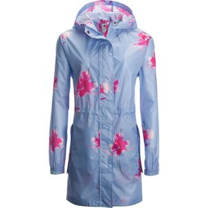 Joules GoLightly Print Parka - Women's