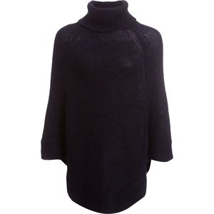 Joules Perdy Roll Neck Poncho  - Women's