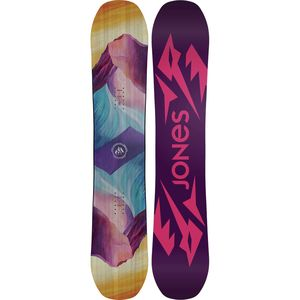 Jones Snowboards Twin Sister Snowboard - Women's