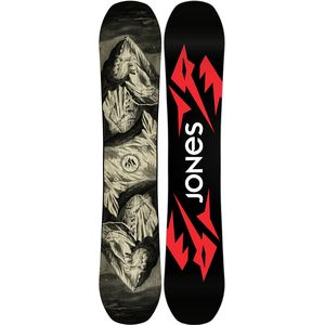 Jones Snowboards Ultra Mountain Twin Snowboard