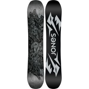 Jones Snowboards Ultra Mountain Twin Snowboard - Wide