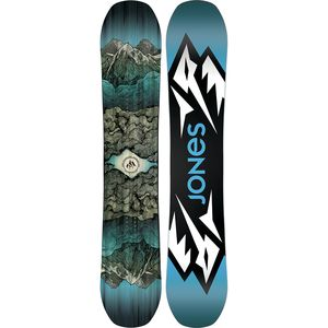 Jones Snowboards Mountain Twin Snowboard