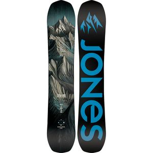 Jones Snowboards Explorer Snowboard - Men's