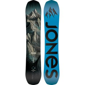 Jones Snowboards Explorer Snowboard - Wide