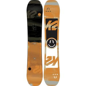 K2 Snowboards World Wide Weapon Snowboard - Wide