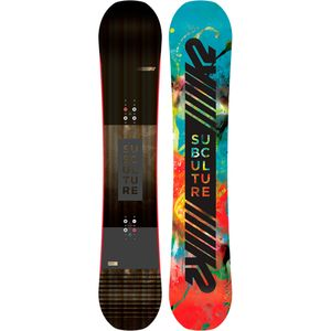 K2 Snowboards Subculture Snowboard