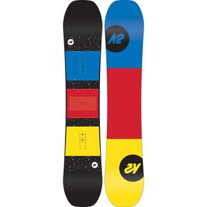 K2 Snowboards World Wide Weapon Snowboard