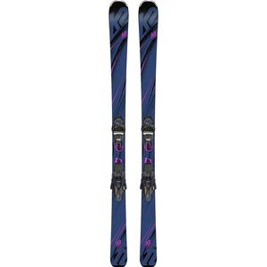 K2 Endless Luv Ski with Binding - Women's