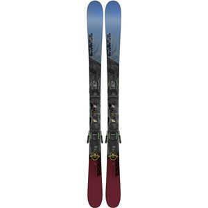 K2 Poacher Jr. Ski with Marker 7.0 FDT Binding - Kids'
