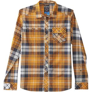 Kavu Douglas Flannel Shirt - Men's