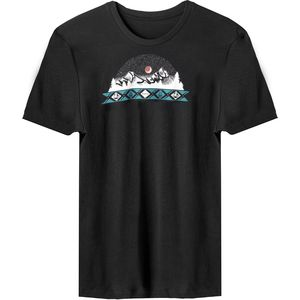 KAVU Mtn Banner T-Shirt - Men's